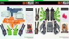 DNA DK-19/21 wfc-e25 upgrade kit for Earthrise Scorponok both sets In USA