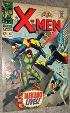 X-MEN #36 MEKANO HIGH GRADE NM- 9.2