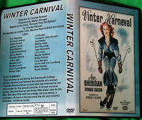 WINTER CARNIVAL - DVD - Ann Sheridan, Richard Carlson
