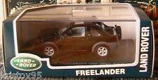 LAND ROVER FREELANDER 1998 OPEN BACK NOIR 4X4 1/43 NEW