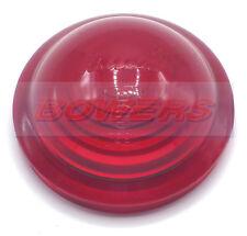 RUBBOLITE 3475A 7681 MODEL 89 M89 RED SIDE END MARKER LIGHT LAMP LENS