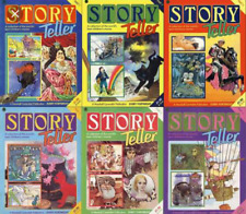 Story Teller Complete Audio Book Collection MP 3 & PDF on DVDs Plus Extras 13 GB