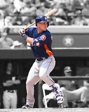 Houston Astros ALEX BREGMAN Glossy 8x10 Photo Baseball Poster Spotlight Print