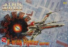 AMT ERTL Star Wars X-Wing Fighter Snapfast Plastic Model Kit #08932