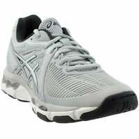 ASICS GEL-Netburner Ballistic  Casual Volleyball  Shoes Grey Womens - Size 12 B