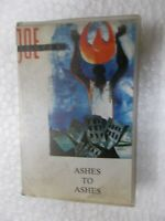 JOE SAMPLE ASHES TO ASHES RARE orig CASSETTE TAPE INDIA CLAMSHELL