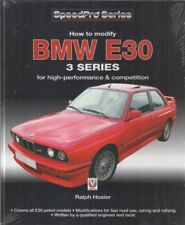 TUNING BMW 3-SERIES E30 316 318 320 323 325 (1982-91) FOR ROAD & RACE HANDBOOK