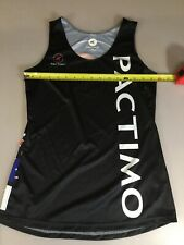 Pactimo Womens Size Small S Running Singlet Shirt (6910-50)