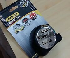 Stanley 5-33-886 Fatmax 5m / 16ft (Width 32mm) Metric/Imperial Tape Measure NEW