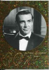 James Bond 50th Anniversary Series 2 Complete 99 Card Sparkle Parallel Base Set
