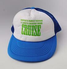 COUNTRY'S FAMILY REUNION & LARRY'S COUNTRY DINER CRUISE OS Baseball Cap Hat