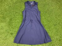 Puma Womens Golf Dress Peacoat Navy Blue Ladies SZ S ( 597706 02 ) NEW!!