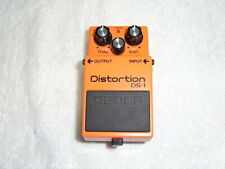 �Exc+condition】Boss Ds-1 Distortion Guitar Effect Pedal From Japan