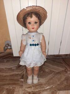 Athena 35 Bambola Antica