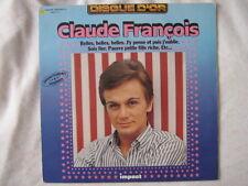 CLAUDE FRANCOIS 33 TOURS FRANCE BELLES BELLES BELLES