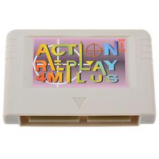 Action Replay Plus 4M pour Sega Saturn - Multi zones, Dézonnage US, JAP - NEUF