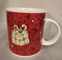 Starbucks Barista Coffee Mug 2000 Christmas Holiday 20 oz