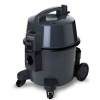 Hitachi CV-400P EC, grau Bodenstaubsauger Robustes Kunststoffgehäuse HEPA-Filter