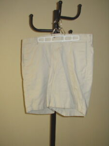 Peter Millar Crown Khaki Men's Golf Shorts Size 38