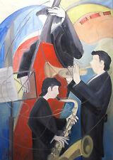 Künstlerische Malerei von Porträts & Personen-Öl
