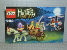 LEGO® Monster Fighters Bauanleitung 9462 The Mummy ungelocht instruction B4417