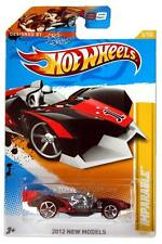 2012 Hot Wheels #03 New Models Imparable black-red