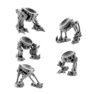 ORK CYBORG CONVERSION BITS BIONIC LEGS T2 (5U)