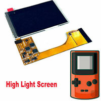 IPS High Light Backlight ScreenUpdate Accessories for Games GBC Game Boy Color
