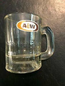 "Mini A&W Root Beer Mug, 3 1/4"""