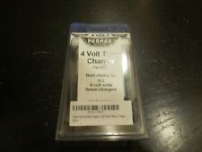 Parmak 4 Volt Taper Charger 950 Works For All 4 Volt Solar Fence Chargers