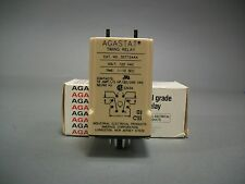 Agastat SST72AAA Solid State Timing Relay 120VAC 10Amp - New