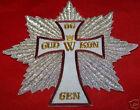 Medieval Kingdom Danes Knight Denmark Royal Order Star Dannebrog Cross Medal WarRoyalty Collectibles - 39630