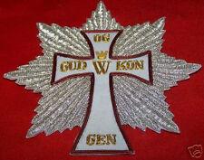Medieval Kingdom Danes Knight Denmark Royal Order Star Dannebrog Cross Medal War