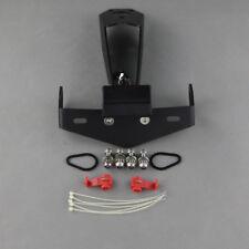 YAMAHA YZF R1 2009-2014 10 2011 2012 2013 LED FENDER Eliminator TAG HOLDER Black