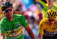 Peter Sagan Autographed Signed 8X12 inches 2016 Tour De France Photo
