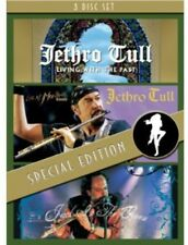 Jethro Tull - Living with the Past & Nothing Is Easy Live at [New CD]
