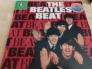 "The BeatleS 🎶 The Beatles BEAT  🎶 ALBUM 33T  LP 12"" 🎶 Vinyle LP'77 ODEON  🎶"