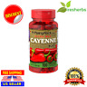 ULTRA MAX CAYENNE PLUS 450 MG GINGER ROOT HAWTHORN BERRY SUPPLEMENT 100 CAPSULES