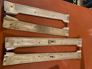USED 1966 Ford Galaxie 500; Door Sill Plate Set #P193