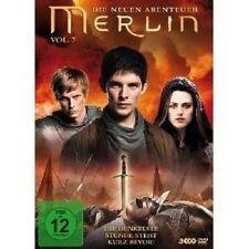 MERLIN-Le nuove avventure (vol. 7) 3 DVD NUOVO