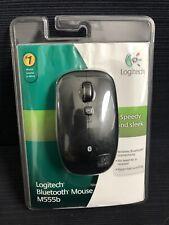 Logitech Bluetooth Mouse M555B (Speedy and Sleek), BRAND NEW, Sealed!