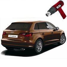 Tönungsfolie passgenau 3D-vorgewölbt Fiat 500 3-Türer 09/07-