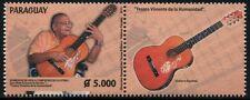 Paraguay 2015 E. E. Kamba Gitarre Guitar Musik Music Musiker Musikinstrument MNH