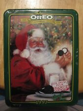 "Oreo Holiday Tin 85th anniversary Edition 1912-1997 ""Unopened"""