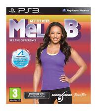 MEL B GET FIT PS3 8033102493090