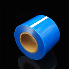Blue Dental Disposable Barrier Film Sticky Wrap Protecting Dental supplies Roll