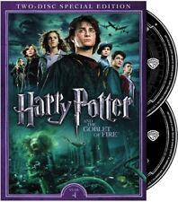 Harry Potter and the Goblet of Fire [New DVD] 2 Pack