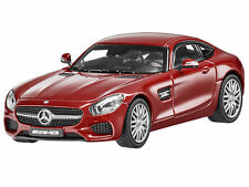NOREV 2015 Mercedes Benz AMG GTS (C190) Hyacinth Red 1:43 DEALER EDITION*New!