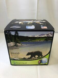 BearVault BV450 Bear Resistant Food Container