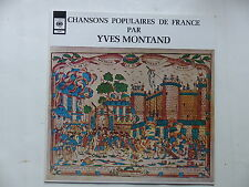 Chansons populaires de France YVES MONTAND 63445